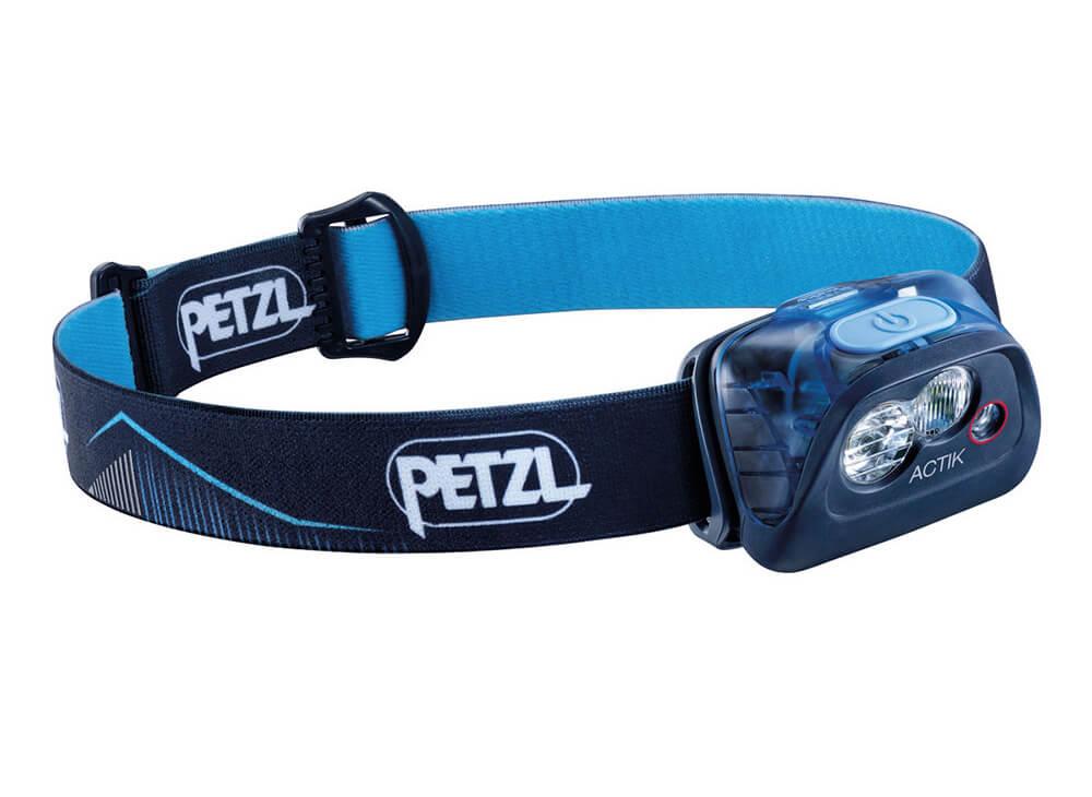Petzl ACTIK blau