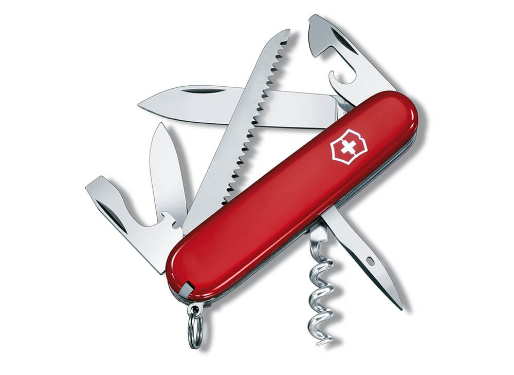 Victorinox pocket knife Camper