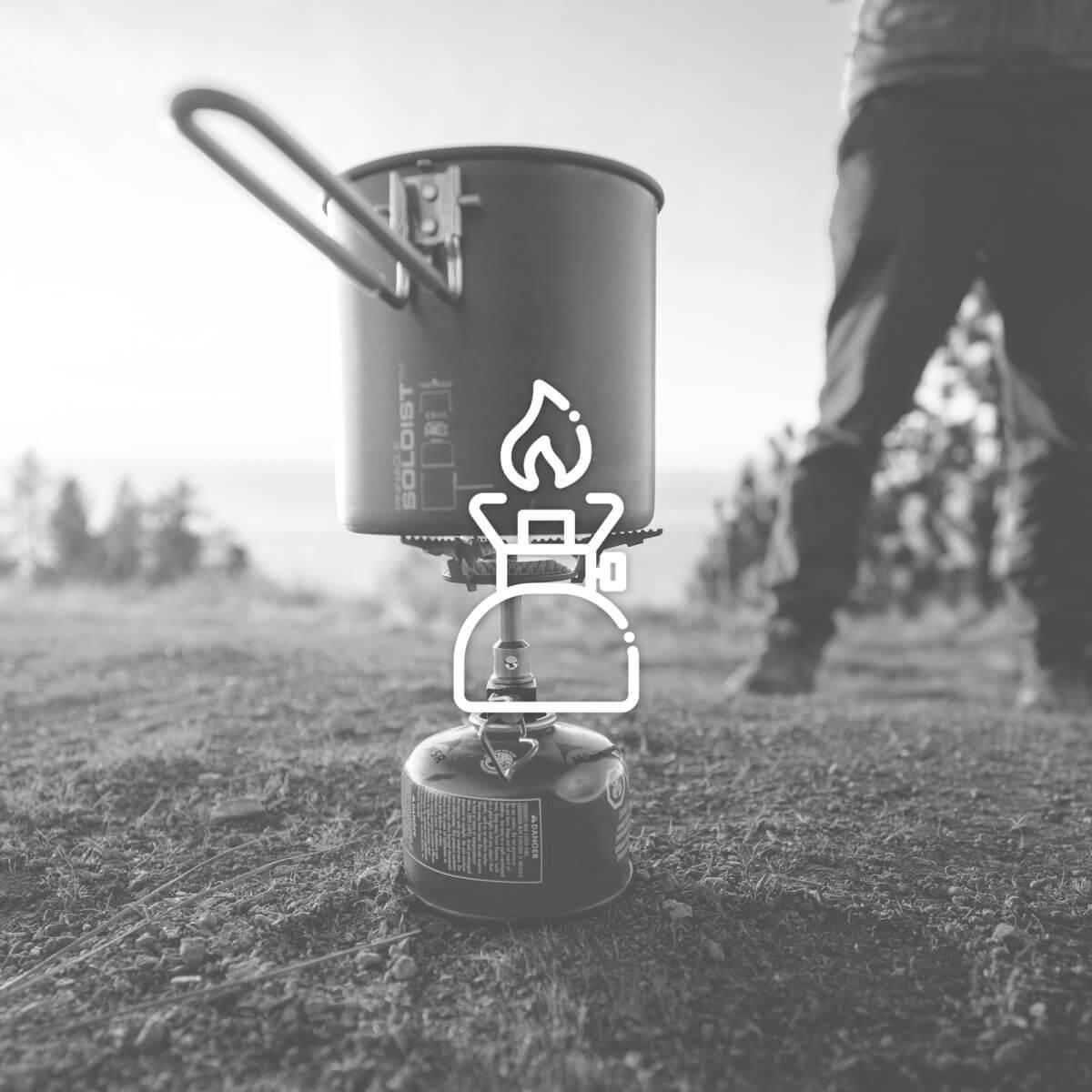 Campingkocher