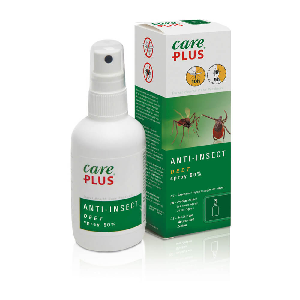 Care Plus Anti-Insect-deet-50-spray